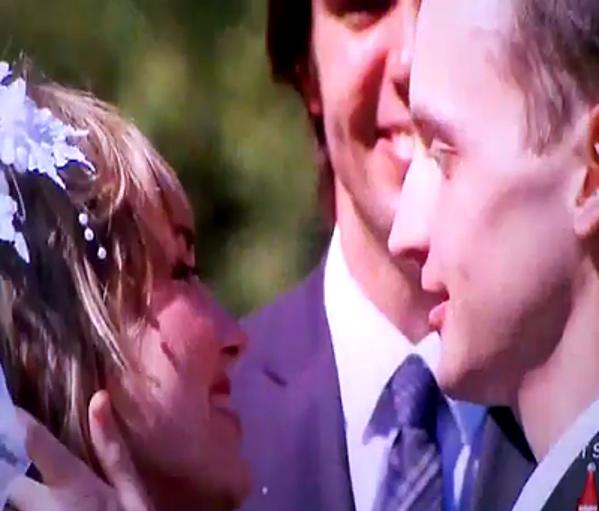 newlywed virgin bride first time