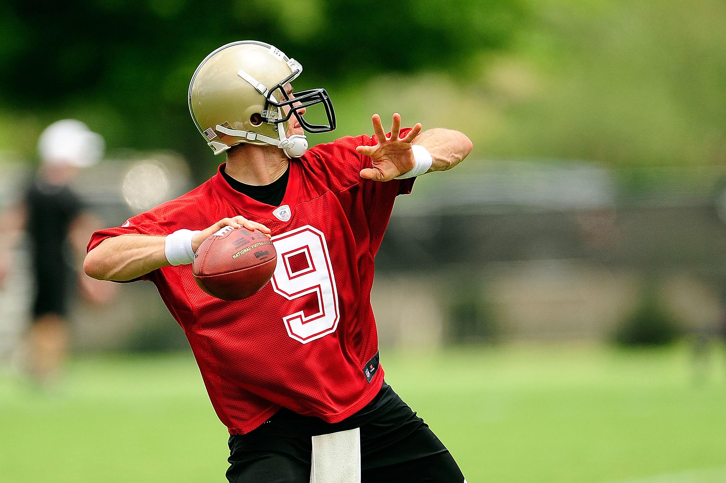 New Orleans Saints Media Availability